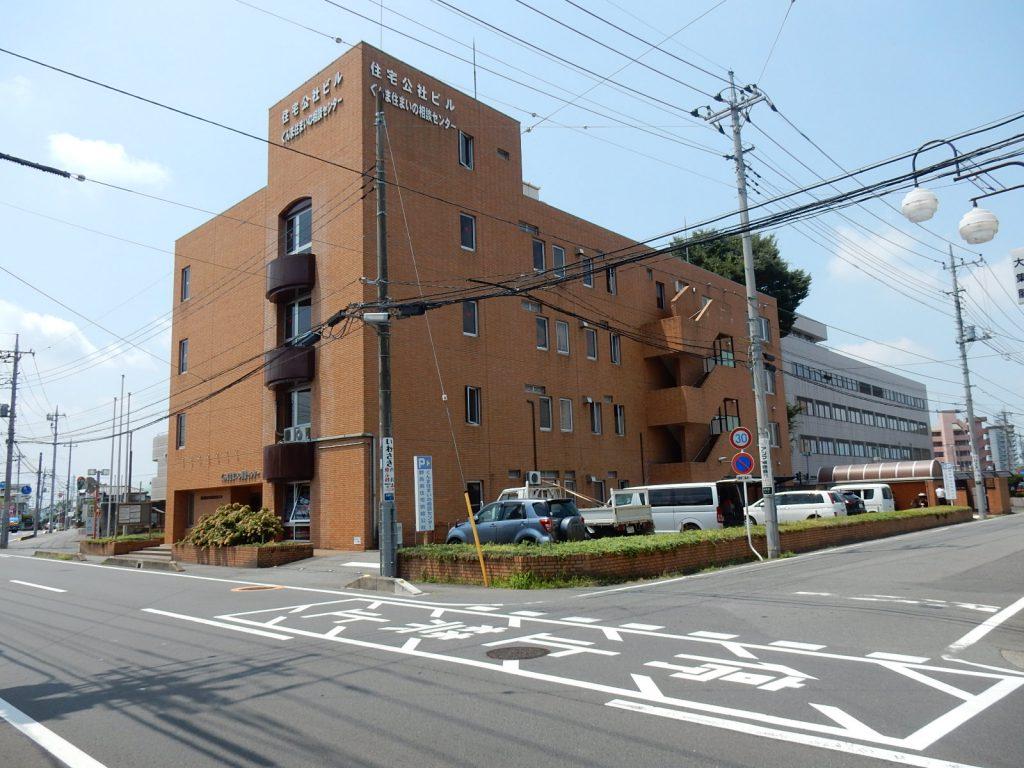 県庁方面からの写真